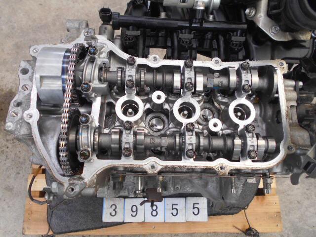 Used]Engine DAIHATSU Mira e-s 2014 DBA-LA300S 19000B2A36 - BE
