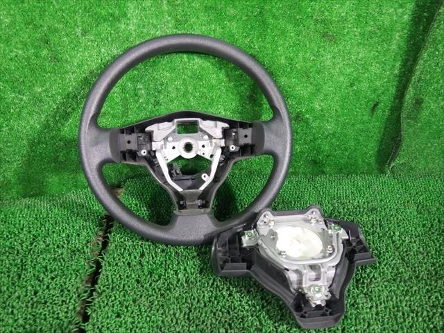 Used Steering Wheel Toyota Ist 2010 Dba Ncp110 4510052380b0 Be Forward Auto Parts