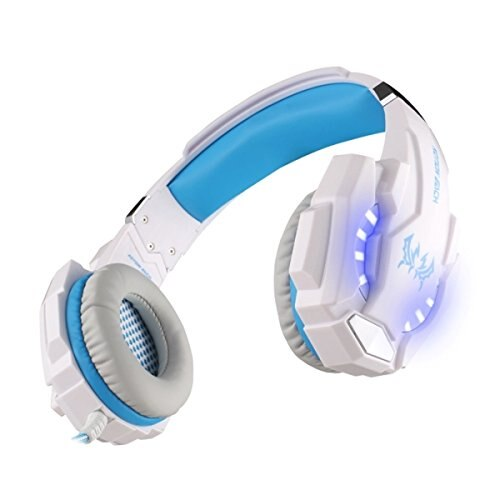 Newkotion Each G9000 35 Mm Stereo Headphone For Pc With Headset