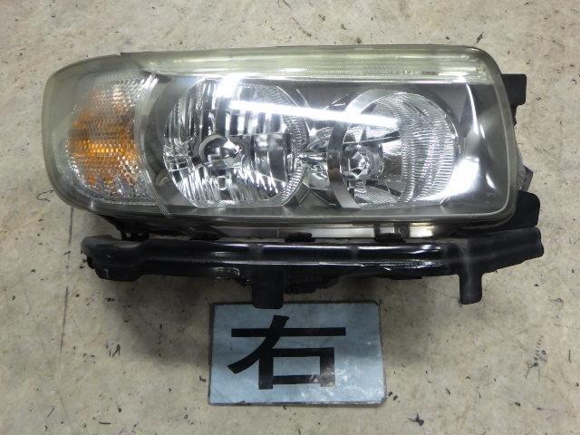 Right Headlight Subaru Forester 2006 Cba Sg5 84002sa020