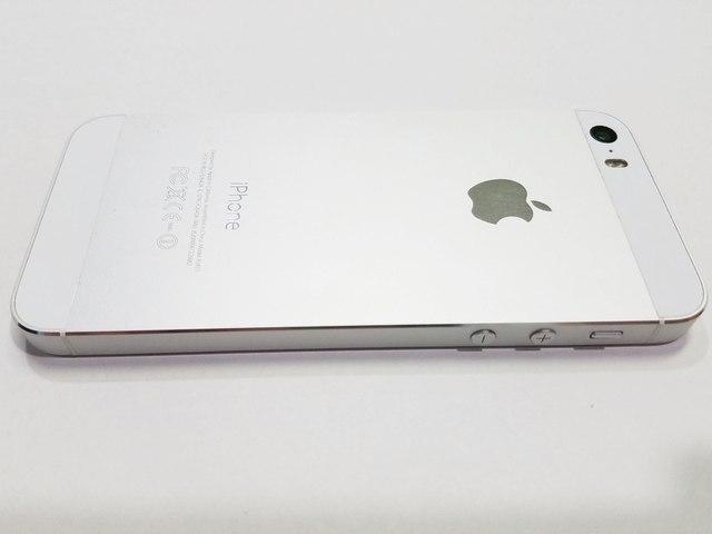 Ongekend Used]Apple iPhone5s 16GB Silver 4inch SIM Unlocked - BE FORWARD Store UU-78