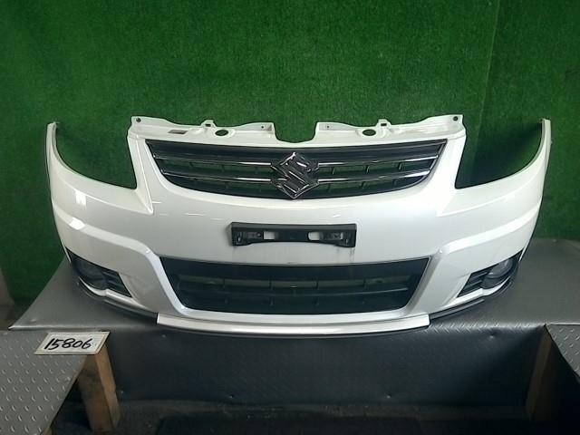 Used]Front Bumper SUZUKI SX4 2009 CBA-YA41S 7171180J40 - BE FORWARD