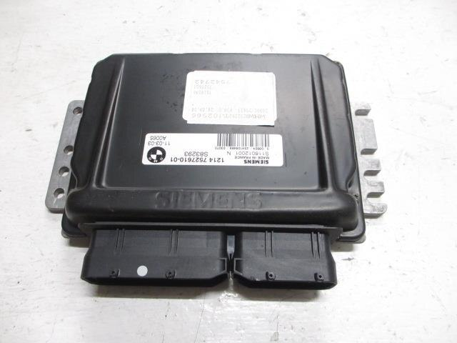 [Used]BMW MINI RA16 Engine Control Unit / ECU [10934466]