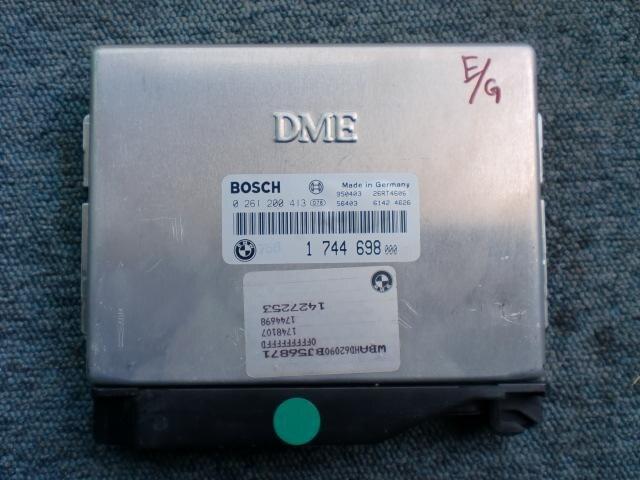 [Used]BMW E34 5 Series HD25 Engine Control Unit / ECU [10088579]