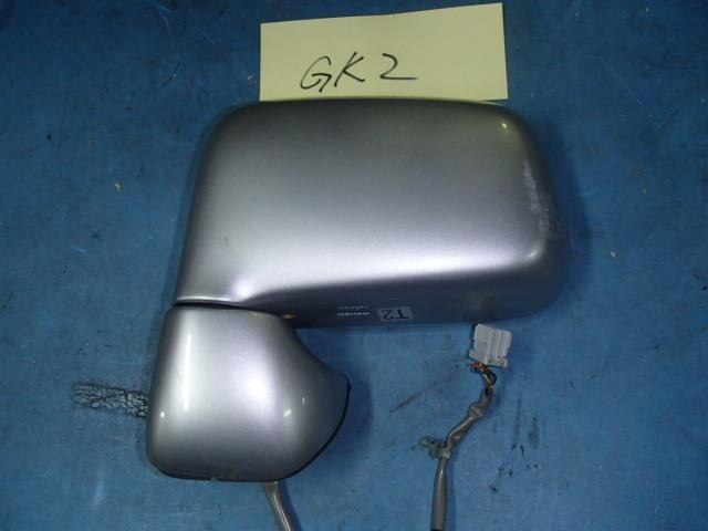 Used Mobilio Spike Gk2 Left Sideview Mirror 10808731 Be Forward