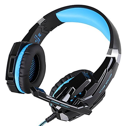 Newgaming Headset Kotion Each G9000 35 Mm Stereo Headphone Pc With