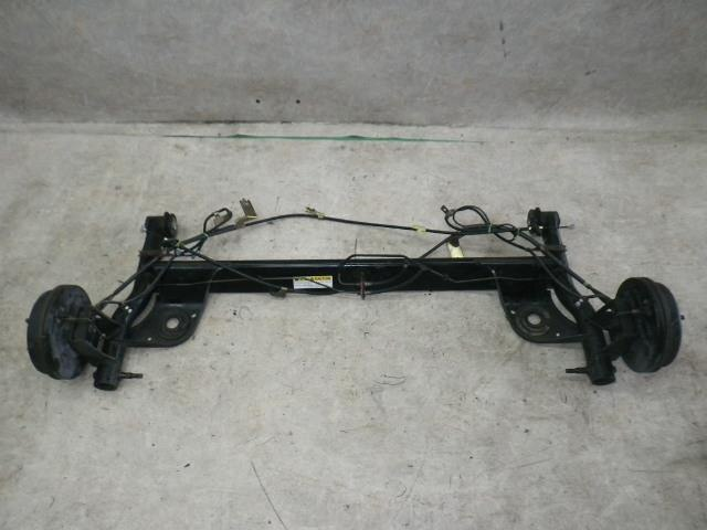 Used]Rear Axle Beam Assembly SUZUKI Swift 2005 DBA-ZC11S