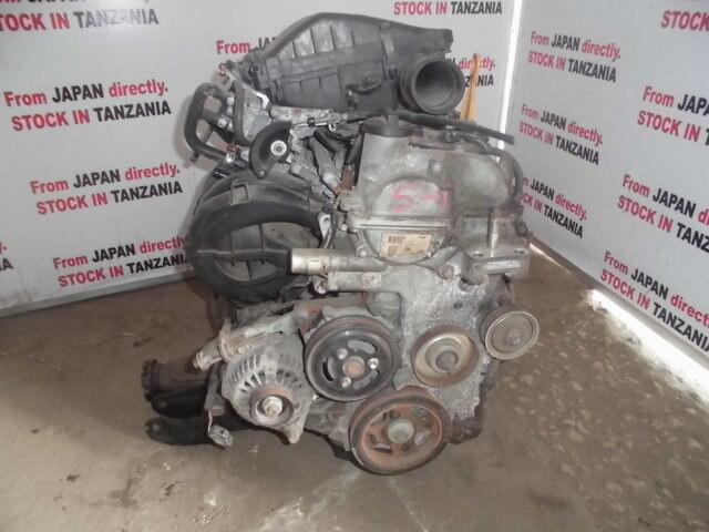 [Tanzanian Stock] Used Engine & Transmission Assembly K3-VE 2WD AT DAIHATSU  Coo(bB) M411S
