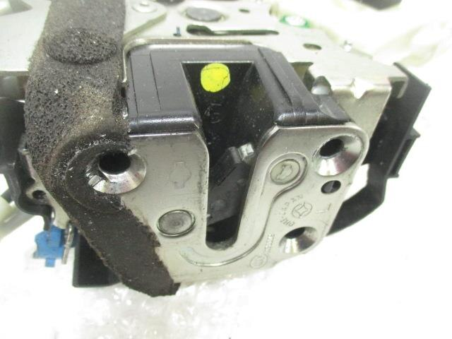 Genuine Nissan Driver Left Rear Door Lock Actuator 82501-1KA2A