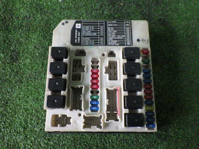 Used Fuse Box Nissan X Trail 2009 Lda Dnt31 284b7et01a Be Forward
