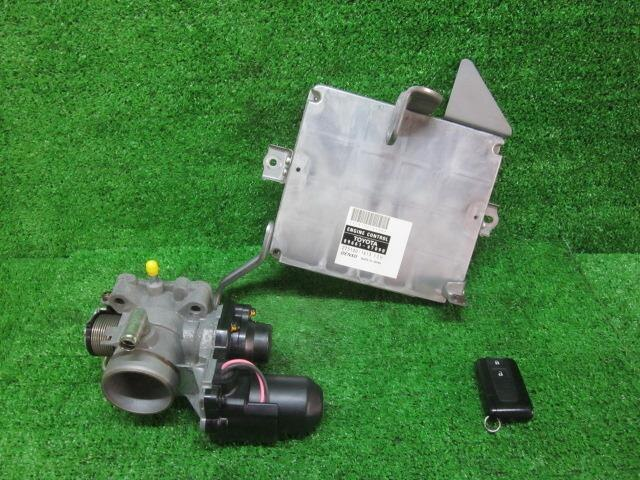 [Used]Engine Control Unit / ECU TOYOTA Prius 2005 DAA-NHW20 8966147090