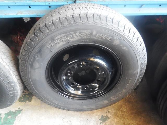 Used Tire Wheel Assembly Isuzu Elf Be Forward Auto Parts