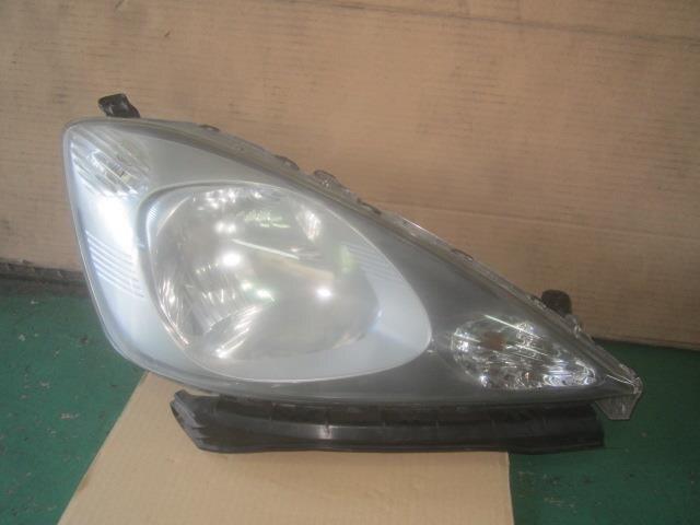 Right Headlight Honda Fit 2009 Dba Ge6 33100tf0003