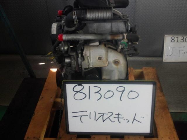 [Used]Engine DAIHATSU Terios Kid 2007 ABA-J111G
