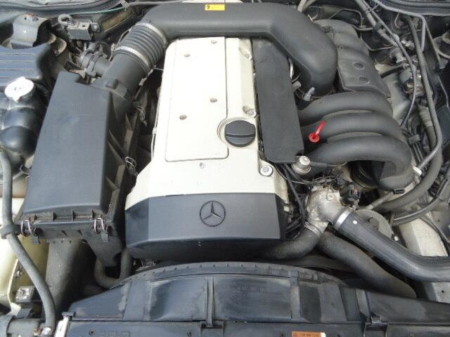 [Used]★Benz SL class R129 129063 W124 W210 W140 Engine   M104★