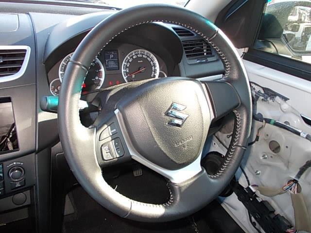 Used]Steering Wheel SUZUKI Swift 2012 DBA-ZC72S