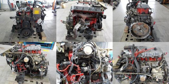 [Used]Engine HINO Liesse