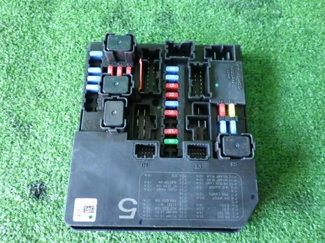 [used]fuse box nissan serena 2012 dba c26 284b71vd0a Super Duty Fuse Box