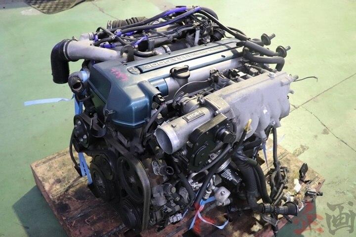 Used]4387301 2JZ-GTE Engine Assy 70,567km Mileage Aristo