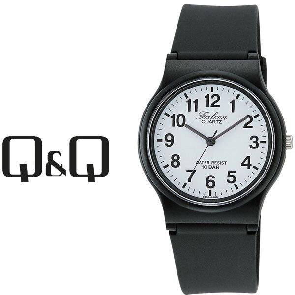 New Citizen Citizen Qq Cue Cue Falcon Falcon Standard Model Men Watch White X Black Vp46 852 Be Forward Store