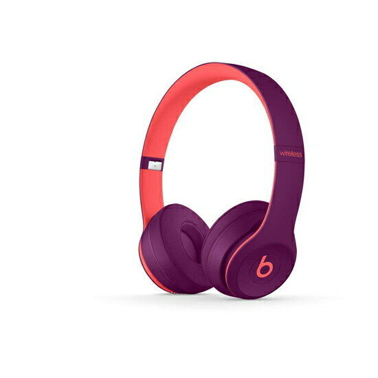New Beats By Dr Dre Headphones Solo3 Wireless Pop Collection Mrrg2pa A Pop Magenta Be Forward Store