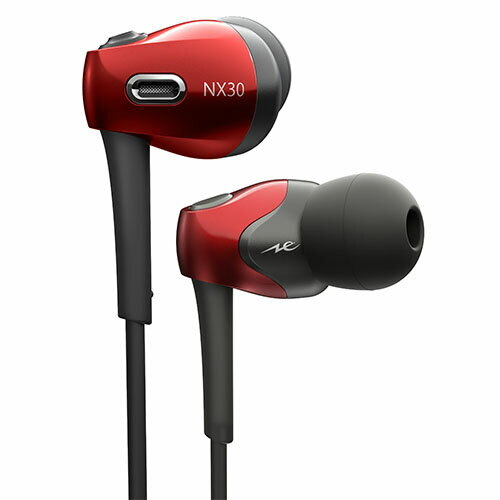 [New]Bluetooth earphone wireless earphone radius NeEXTRA HP-NX30BTR red  [free shipping] [one year  ]