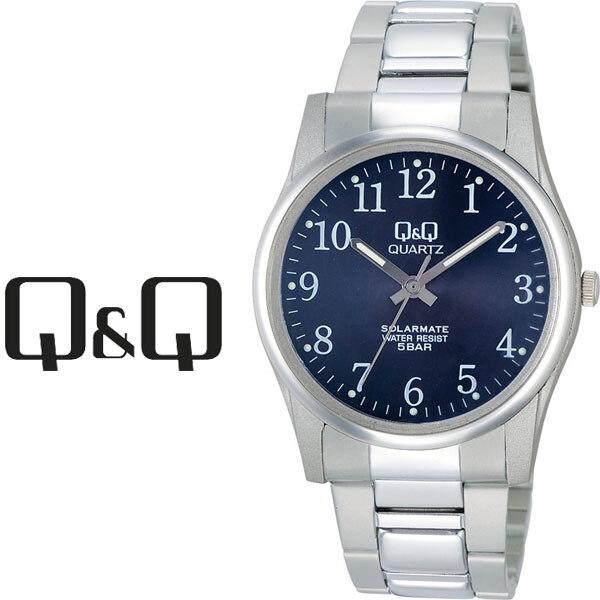 New Citizen Qq Cue Cue Solarmate Solar Mate Standard Solar Men Watch Black X Silver H970 205 Be Forward Store