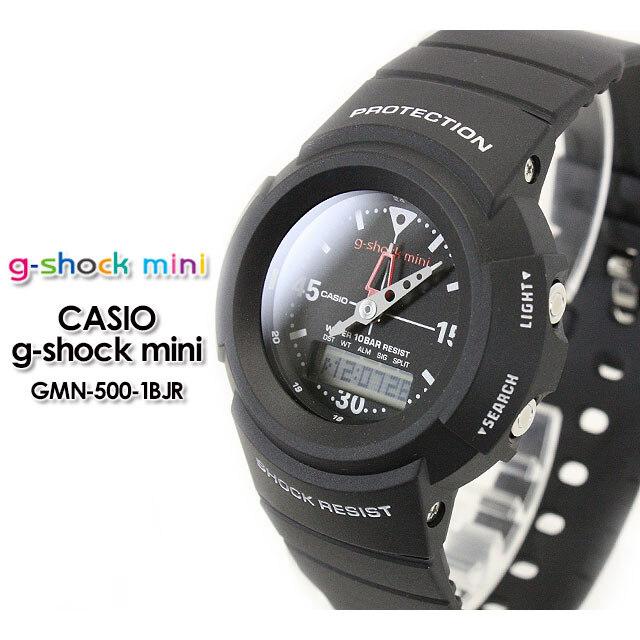 New Watch  G Shock Mini  Gmn Blk  Blk Lady U0026 39 S