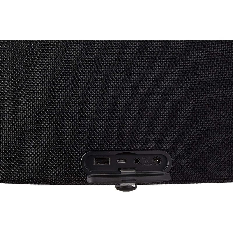 [New]Herman Bluetooth portable speaker stainless steel Handle Harman Kardon  GO+Play Mini Black GO+Play Portable BT Speaker