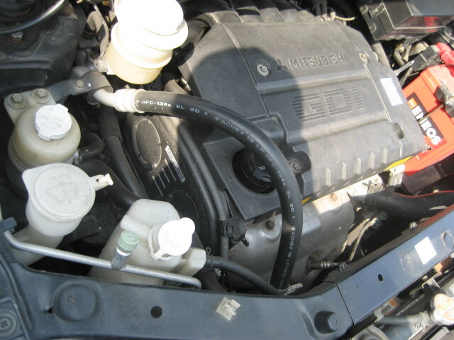 [Used][39793-17138] CR6W Dion Engine 4G94 104,212km (X42B 2003 EXCEED SUPER  package CVT)