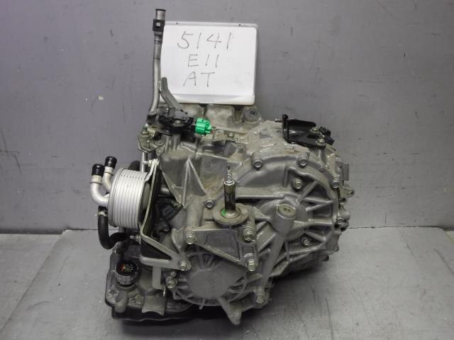 [Used]Automatic Transmission NISSAN Note 2008 DBA-E11