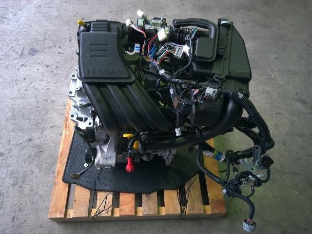 Wiring Harnes Nissan Ak12