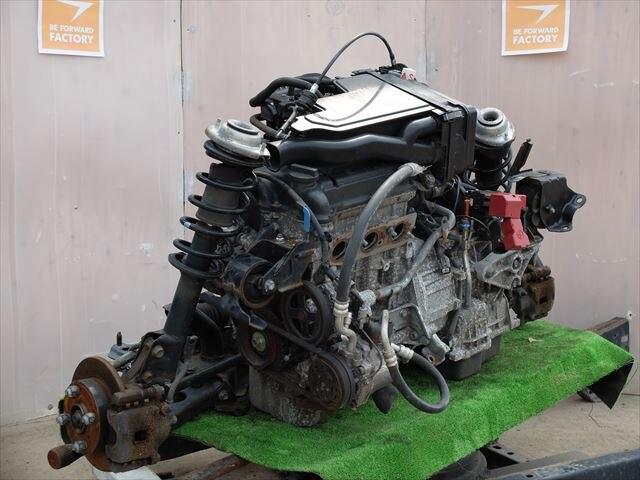 Used Engine U0026transmission K6a 2wd At With Front Axle Suzuki Alto  Ha25v