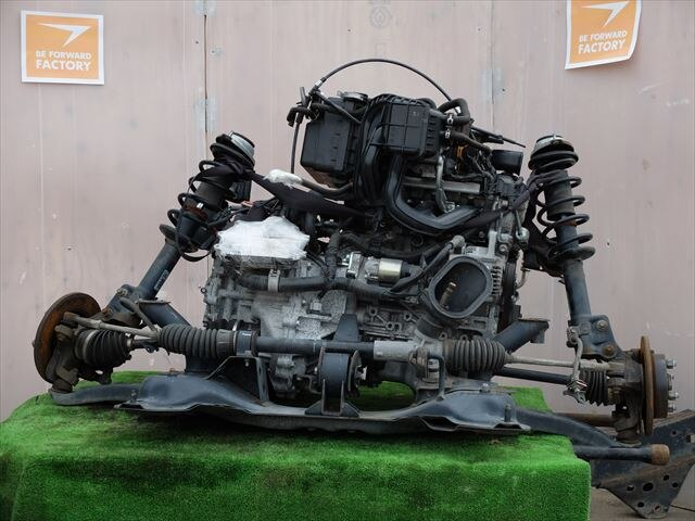 Used Engine U0026transmission K6a 2wd At With Front Axle