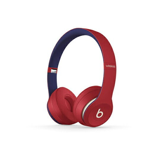 New Beats By Dr Dre Headphones Solo3 Wireless Club Collection Mv8t2pa A Club Red Be Forward Store