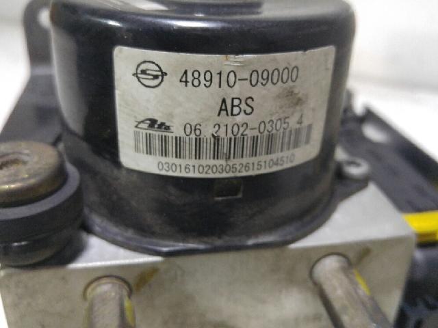SSANGYONG KYRON S 2006 ABS PUMP 48910-09000