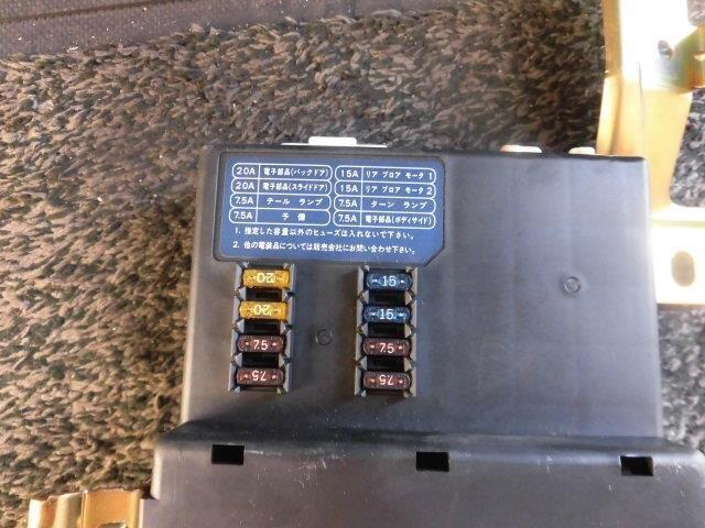used]fuse box nissan elgrand 2002 ua-e51 - be forward auto parts  be forward auto parts