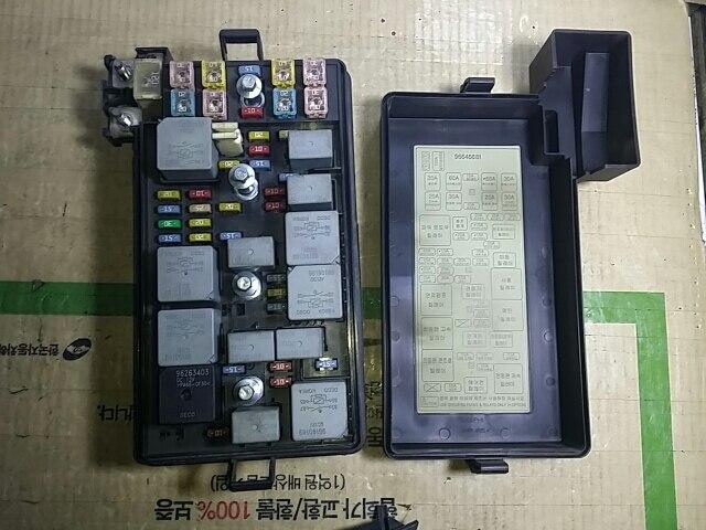 [DIAGRAM_4PO]  Used] Fuse Box GM Daewoo CHEVROLET Epica 2008 - BE FORWARD Auto Parts | Chevrolet Epica Fuse Box |  | BE FORWARD Auto Parts