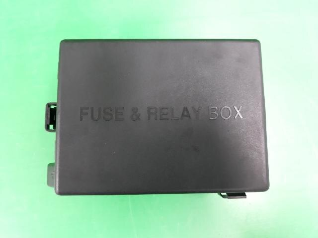 used] fuse box kia x-trek 2005 - be forward auto parts  be forward auto parts