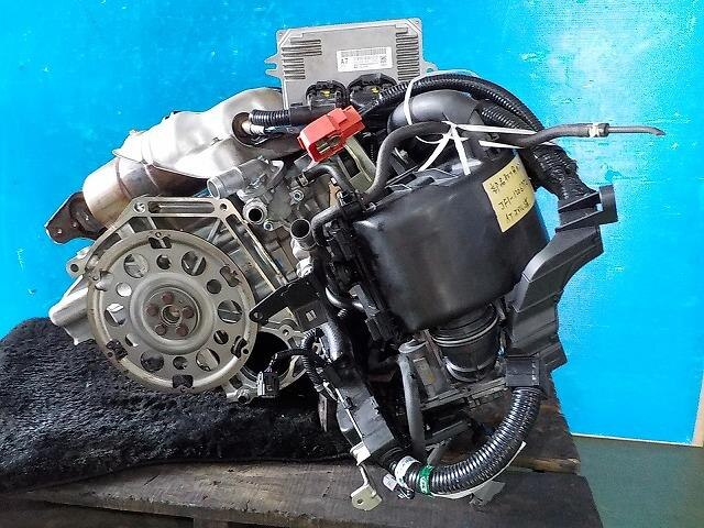 UsedS07A Engine HONDA N BOX 2013 DBA-JF1 - BE FORWARD ...