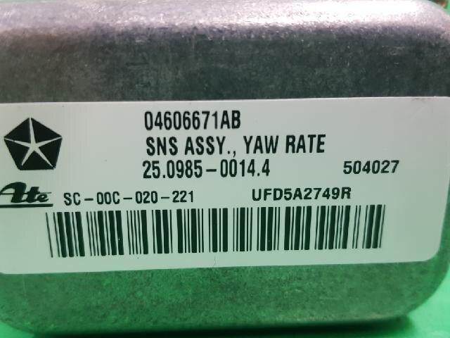 used] fuse box chrysler 300c 2005 8t0941700e - be forward auto parts  be forward auto parts