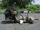 [Used]Engine&Transmission TD27-TBi 4WD AT NISSAN MISTRAL, KR20