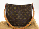 [Used]AUTH LOUIS VUITTON M51146 MONOGRAM LOOPING MM SHOULDER BAG EY947