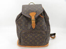 [Used]AUTH LOUIS VUITTON M51135 MONOGRAM MONTSOURIS GM BACKPACK BAG EY017