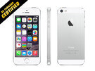 [Used]Apple iPhone5s 16GB Silver 4inch SIM Unlocked