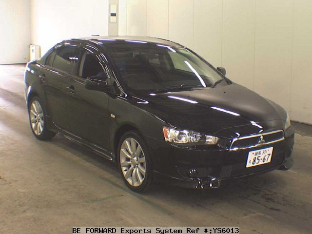 used 2008 mitsubishi galant fortis sport cy4a for sale. Black Bedroom Furniture Sets. Home Design Ideas