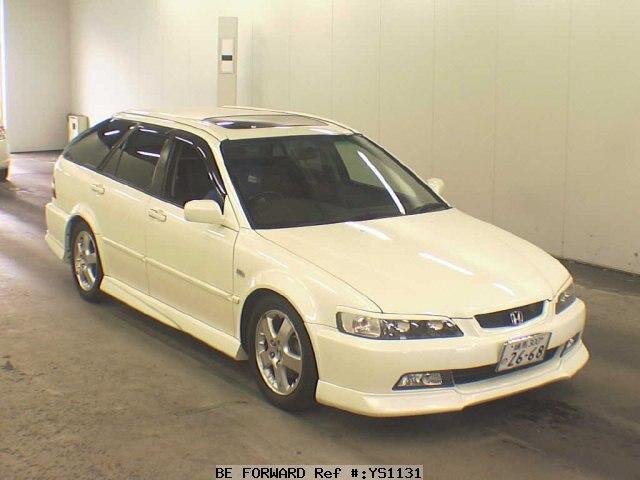 2002 honda accord wagon