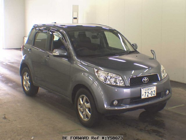 Used 2006 TOYOTA RUSH G/J200E for Sale YS08073 - BE FORWARD