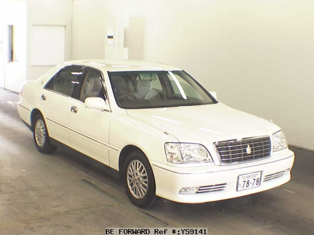 Used 2000 TOYOTA CROWN ROYAL SALOON/JZS171 for Sale YS09141