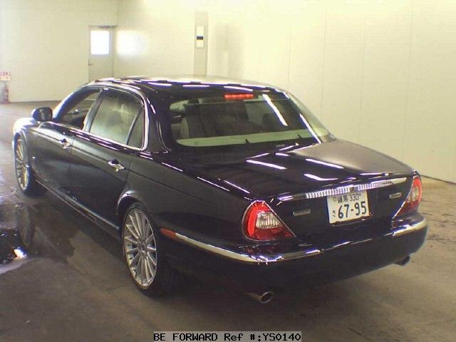 Used 2007 JAGUAR DAIMLER/D82TB for Sale YS00140 - BE FORWARD